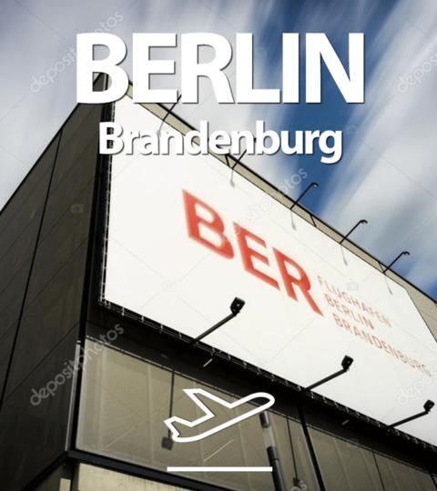 Szczecin →  Lotnisko Berlin Brandenburg (BER)