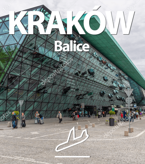 Lotnisko Kraków Balice (KRK) → Szczecin