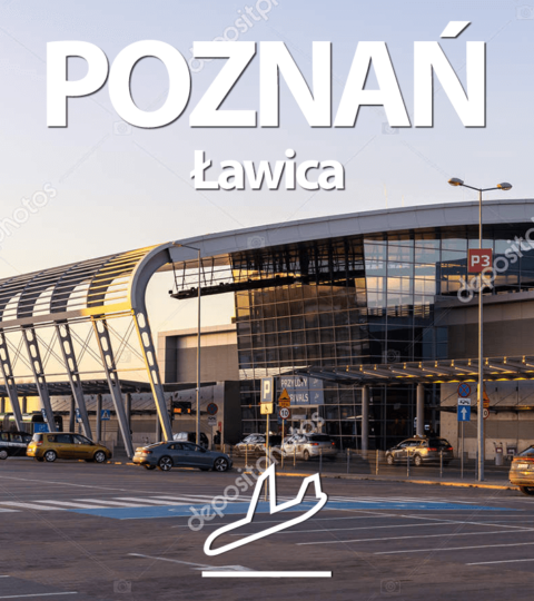 Lotnisko Poznań (POZ) → Szczecin